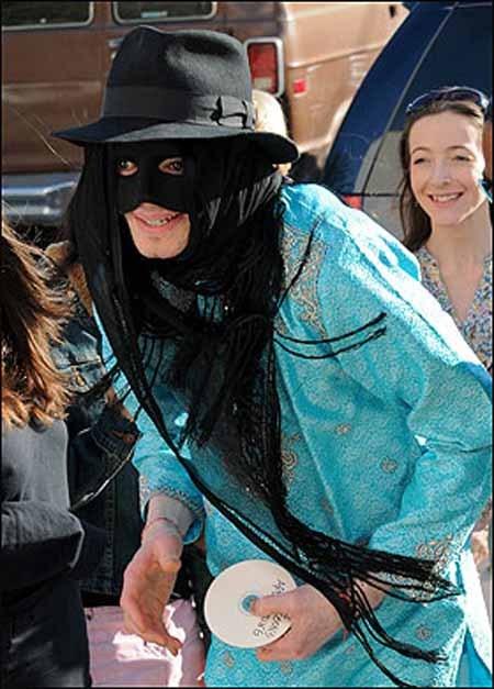 "Michael ""Zorro"" Jackson"