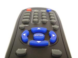 generic-remote-control-shallow-focus